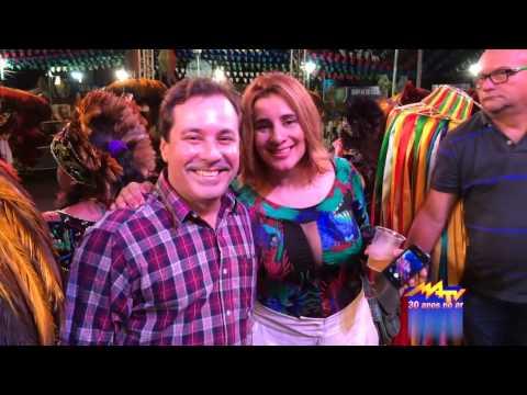 BOI DE MARACANÃ - ARRAIAL DA LAGOA/SÃO JOÃO 2014/RAÍZES NA TV