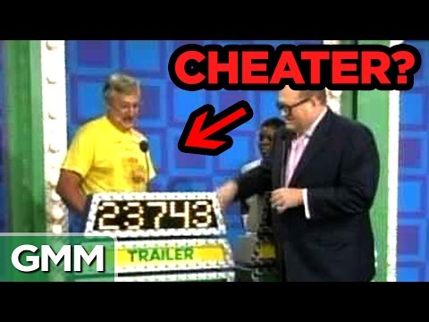 9 • E62___  _    Amazing Game Show Cheaters