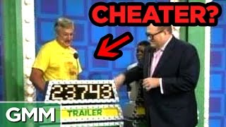 Video Amazing Game Show Cheaters MP3, 3GP, MP4, WEBM, AVI, FLV April 2018