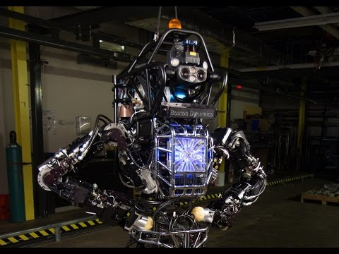 US Future Military Robots - DARPA - Boston Dynamics