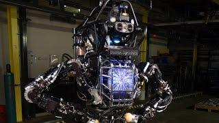 Video US Future Military Robots - DARPA Boston Dynamics - SKYNET TODAY . PART-1 MP3, 3GP, MP4, WEBM, AVI, FLV Juni 2019