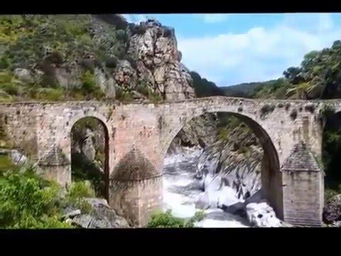 Puente de los franceses, Arribes del Águeda, Salamanca.
