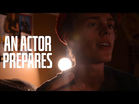 An Actor Prepares   Short Mockumentary