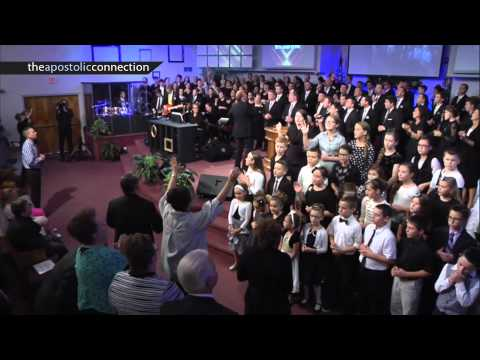 THIRTY | An Anniversary Celebration – The Apostolic Connection
