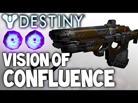 rifle - Vision Of Confluence Weapon Review! Enjoy. LIKE & Subscribe for Daily Destiny Videos Hey guys, In today's video we take a look at the Vision Of Confluence scout rifle, If you are lucky enough...