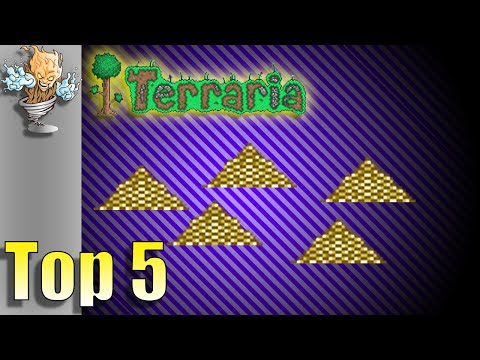 Most Expensive Items in Terraria | Terraria Top Expensive Items