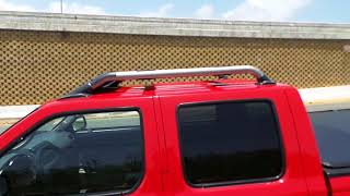 5. NISSAN FRONTIER XE 4X4 2004 (JUSBER MUNOZ) (FOR SALE)