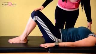 סדרת תרגילים לסובלים מכאבי גב תחתון- תרגיל 1