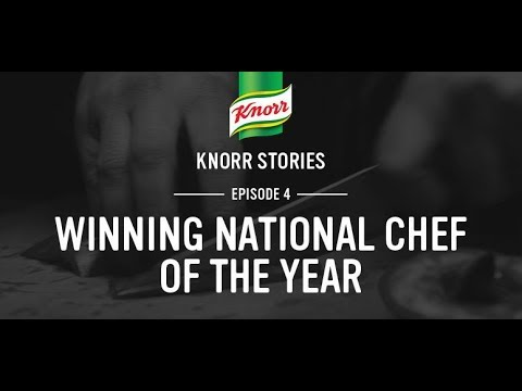 Knorr 180 Interview: Winning National Chef Of The Year | Unilever Food Solutions UKI