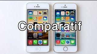 Video Comparatif : Apple iPhone 5s vs iPhone 5 - Photo & Video, Vitesse, Design et rapidité MP3, 3GP, MP4, WEBM, AVI, FLV Oktober 2017