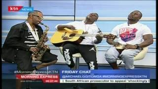 Morning Express 22nd July 2016 - Friday Chat with Alkenialuv and P.Day
