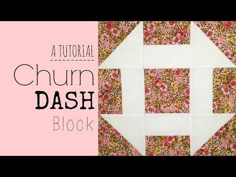 Tutorial Churn Dash Block 3and3quarters
