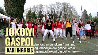 Video Ayo Goyang Jempol Jokowi Gaspol di Inggris (Lirik) MP3, 3GP, MP4, WEBM, AVI, FLV April 2019