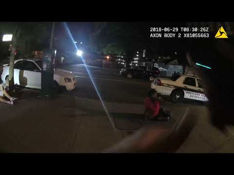 Graphic Video: Body Cam Footage Of Jason Washington Shooting From Ofc. Dewey's Camera