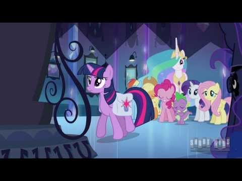 Twilight Sparkle goes through the looking glass - My Little Pony: Equestria Girls