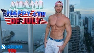 """SHREDDED With A Life  Miami  Happy 4th Of July Everyone!!!! (Special Discounts below!)►ALPHA LION PRODUCTS: WARNING! (Only Use if You are trying to get SHREDDED. They Work Fast!)► MASTER SHREDDER 24 Hour Fat Loss Stack ► http://www.AlphaLion.com/Master-Shredder► Science Of Abs 8 Week Fat Loss Program ►http://www.AlphaLion.com/Science-Of-Abs❌ DISCOUNT CODE - """"SHREDDED"""" for 25% Off► SOCIAL MEDIA ACCOUNTS Instagram - TroyShredSnapchat - TroyspiczFacebook - http://www.Facebook.com/tadashun3---------------------------------------------------------------------------------------------------In this video I share with you guys an epic view from Downtown Brickell Miami at the Icon Building (W Hotel) - and I show you my vacation and how I stay """"shredded with a life"""" throughout the summer time while vacationing.This is episode 2 of """"SHREDDED WITH A LIFE"""" - Hope you guys enjoy it!SHREDDED With A Life  Miami  Happy 4th Of July!https://youtu.be/JG_Nb1Qnl_0Stay tuned for more Vlogs coming soon!"""