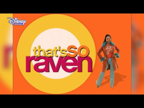That's So Raven   Theme Song 🎶   Disney Channel UK