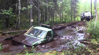 Crazy Mudding Road