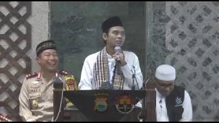 Video TABLIGH AKBAR POLDA SULSEL BERSAMA USTAD ABDUL SOMAD (UAS) MP3, 3GP, MP4, WEBM, AVI, FLV Desember 2018