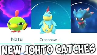 How To Get EXTRA Candy For Wild Pokemon + Every Johto Pokemon I Caught So Far! Pokemon GO by YellowSwellow