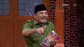 Video The Best Of Ini Talkshow - Jawaban Ngaco Teka Teki Silang Pak RT MP3, 3GP, MP4, WEBM, AVI, FLV September 2018