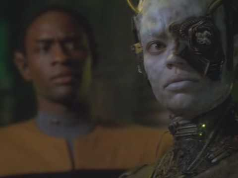 Seven Of Nine First Appearance