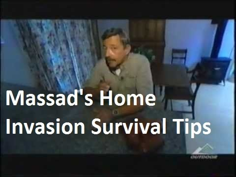 Massad Ayoob on Home Invasions
