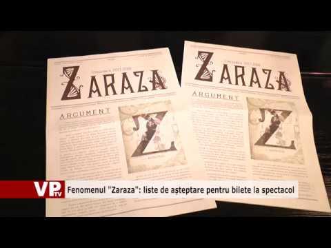 """Fenomenul """"Zaraza"""": liste de așteptare pentru bilete la spectacol"""