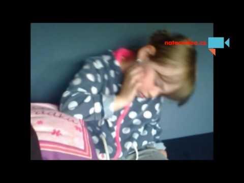 Usínající neteř
