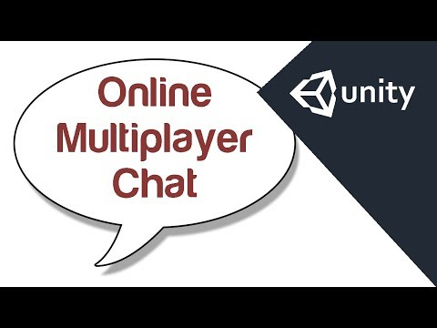 How to Make Online Chat in Unity for Multiplayer Games