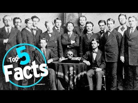 Top 5 Skull and Bones Facts