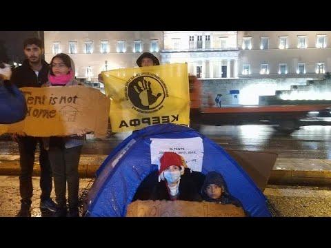 Griechenland: Verschärftes Asylgesetz wird verabschiedet