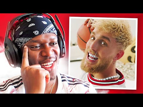 Reacting To Jake Paul's 23 Song
