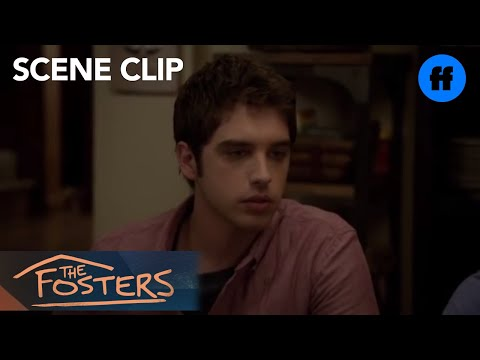 The Fosters 2.10 (Clip 'Callie's News')