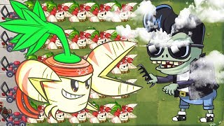 "Plants vs Zombies 2 Mod - Parsnip Power Up Vs Gargantuar BOOSTED Zombies Epic Quest Gameplay""As beautifully presented as it is absorbing to play: 8.7 out of 10."" – ign.com Play the award-winning hit action-strategy adventure where you meet, greet, and defeat legions of hilarious zombies from the dawn of time, to the end of days. Amass an army of amazing plants, supercharge them with Plant Food, and devise the ultimate plan to protect your brain. 100 Million Downloads – This app has received more than 100 million overall downloads. WHAT'S NEWLook out for balmy zombies in our Summer Nights event, June 27 – July 7! The update includes:•Electric Peashooter, the courageously charged premium plant•Voracious Jurassic Marsh zombies and humblingly hard levels•Extra coin awards throughout Summer Nights•Zombies adorned in silly summer outfits•More quests, including Premium Plant Epic Quests, Leveled-up Plant Quests, and fresh quests with craaazy objectivesGoogle Play:https://play.google.com/store/apps/details?id=com.ea.game.pvz2_row&hl=enPlease Subscribe! ►http://bit.ly/toonfirstVISIT US:  http://www.ToonFirst.comFOLLOW US: https://twitter.com/toonfirstgamesLIKE US: https://www.facebook.com/ToonfirstWATCH US: http://bit.ly/ToonfirstGoogle Plus http://bit.ly/1RBwYnP********************************************************************************"