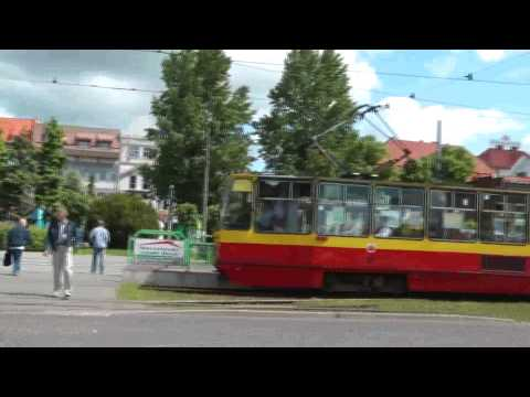 GRUDZIADZ TRAMS MAY 2010