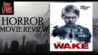 Nonton THE WAKE ( 2017 Allie Rivera ) Satanic Slasher Horror Movie Review Film Subtitle Indonesia Streaming Movie Download