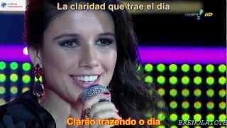 Eu quero ser pra você HD Subtitulado en español Lyrics