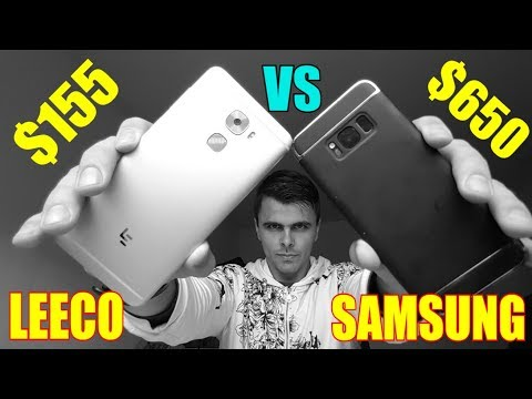 Leeco Le Pro 3 vs Samsung S8 Speed test/Gaming/Comparison/Snapdragon 820 vs Exynos 9