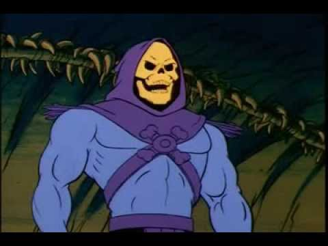 Skeletor is not a feminist
