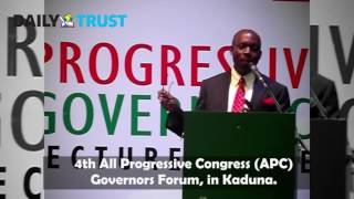 APC Gov Forum: Collapse in oil price is a blessing - Soludo