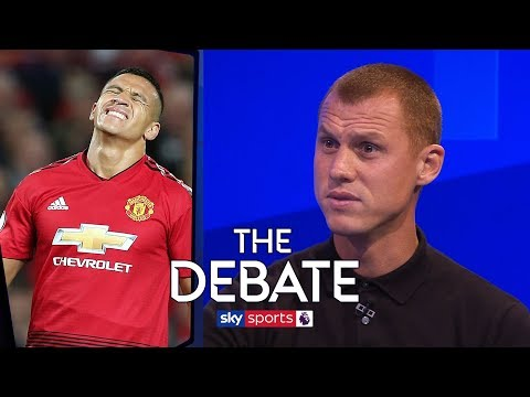 Why is Alexis Sanchez struggling at Man United? | The Debate | Sidwell & Merson