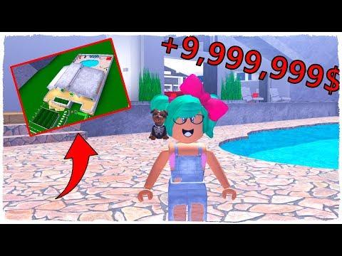 ???? COMPRO LA MANSIÓN MÁS CARA +9,999,999$! - ROBLOX