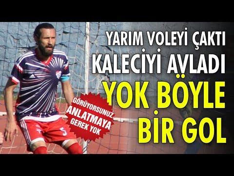 Hidayet Arslan'ın 1074 Çankırıspor'a Attığı muhteşem Yarım Vole Golü