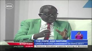 Environmentalist Isaac Kalua Analyses Pope Francis' Message On Environmental Conservation