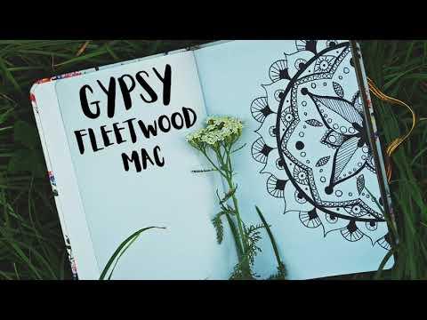 Fleetwood Mac - Gypsy (Lyrics)