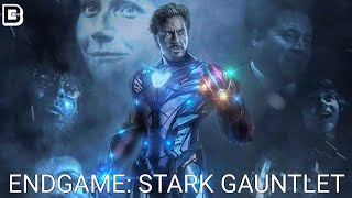 IronMan Will Make New Infinity Gauntlet In Avengers 4 | Explained In Hindi | BlueIceBear