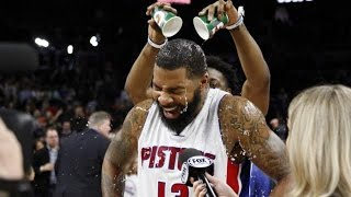 Marcus Morris Game Winner Over His Twin Brother! Wizards vs Pistons
