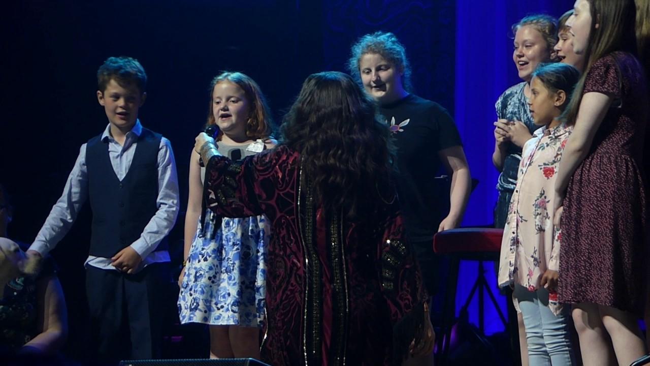 Idina Menzel – Let It Go (Frozen) Live – Birmingham 2017