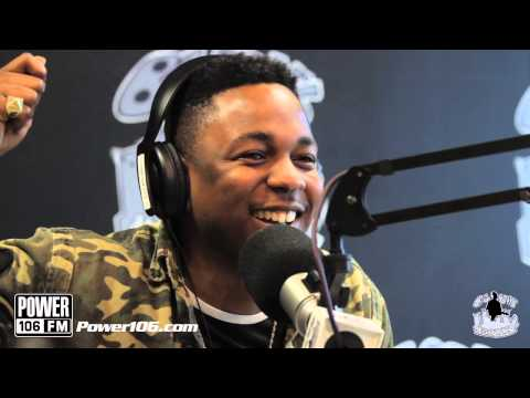Kendrick Lamar Tells Big Boy What He Wants For Christmas
